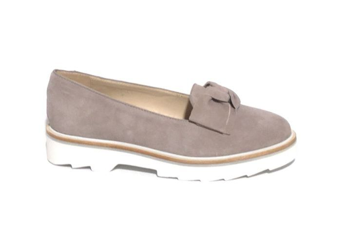 Crinkles MOCASSIN Taupe