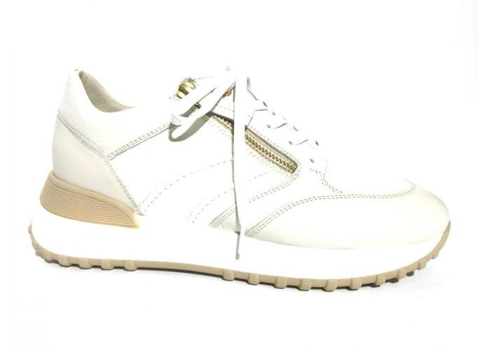 Dl Sport VETERSCHOEN - SNEAKER Wit
