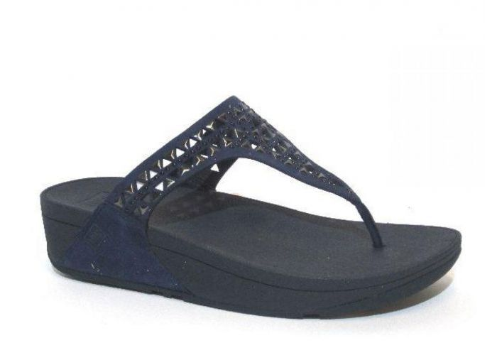 Fit Flop TEENSLIPPER Blauw