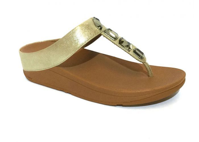 Fit Flop TEENSLIPPER Goud