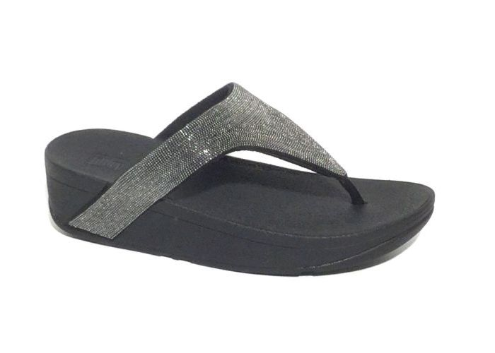 Fit Flop TEENSLIPPER Zwart