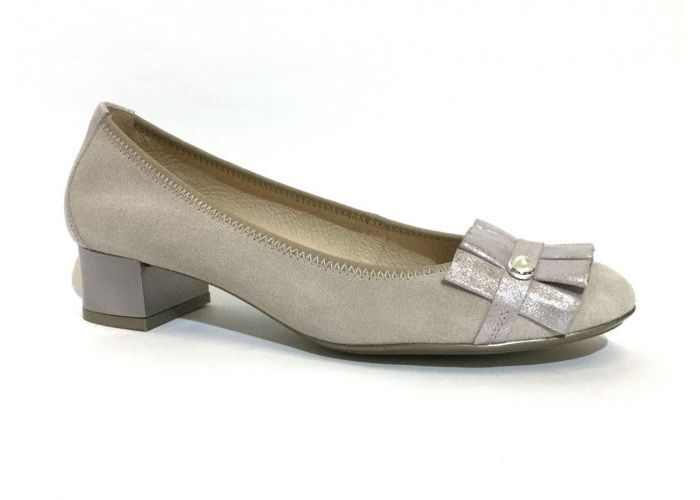 Hispanitas PUMP Taupe