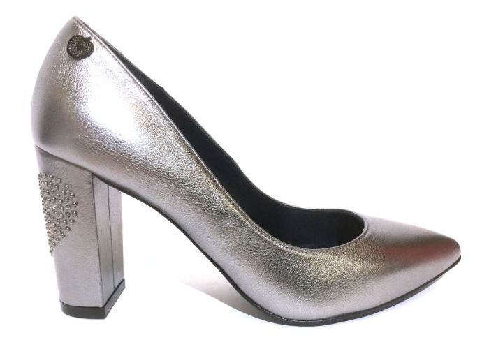 La Pomme De Loveley PUMP Zilver
