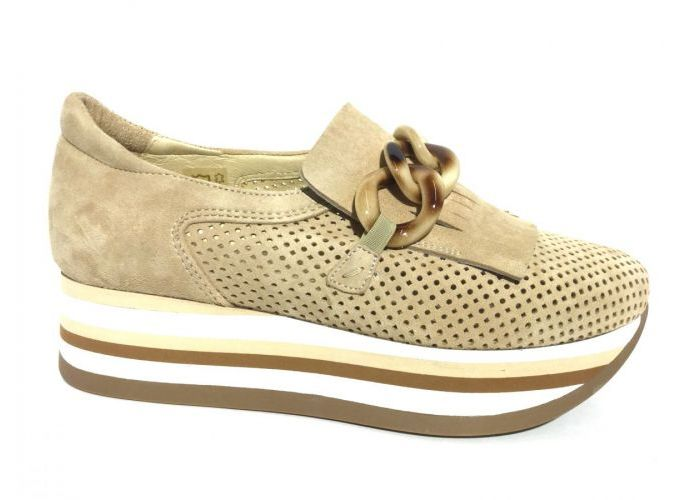 Softwaves MOCASSIN - LOAFER Beige