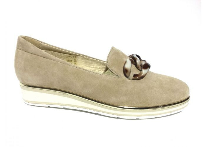 Softwaves MOCASSIN - LOAFER Ecru