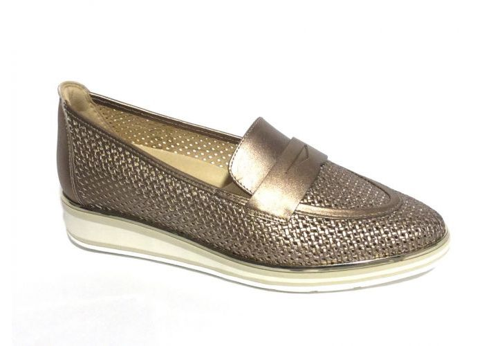 Softwaves MOCASSIN - LOAFER Taupe