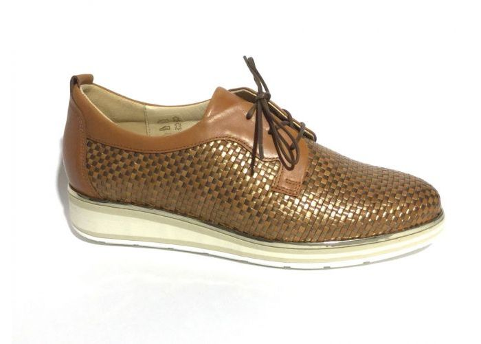 Softwaves VETERSCHOEN - SNEAKER Cognac