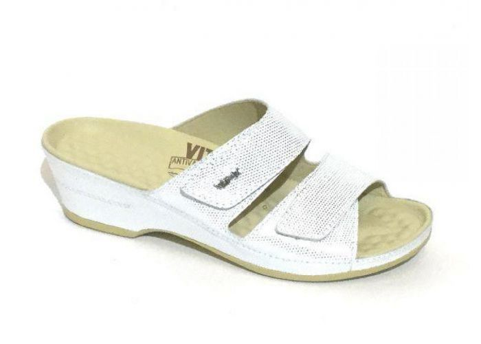 Vital 17010980011 MUIL - SLIPPER Wit