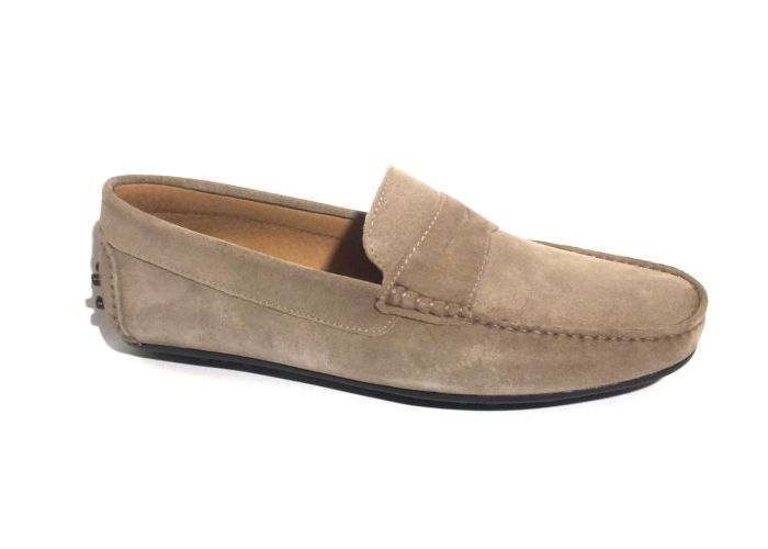 Catwalk  MOCASSIN - LOAFER Ecru