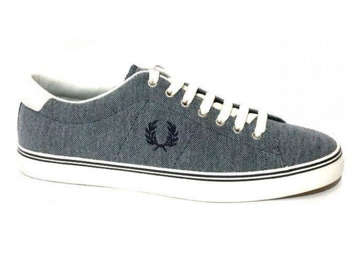 Fred Perry VETERSCHOEN Blauw