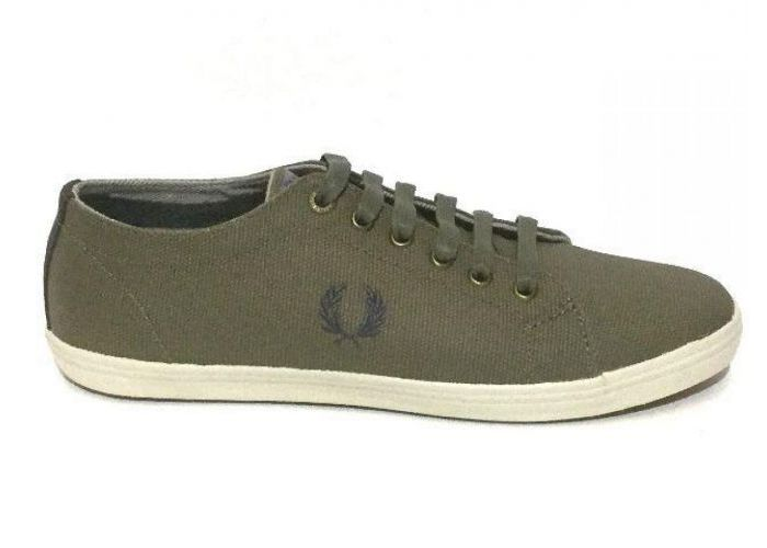 Fred Perry VETERSCHOEN Kaki