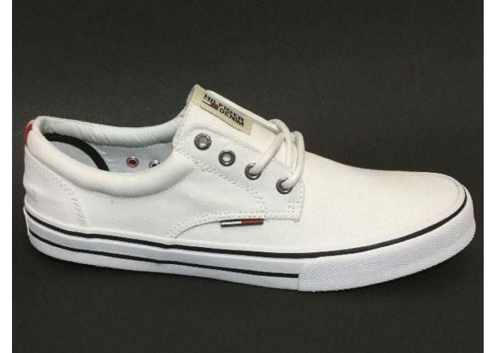 Tommy Hilfiger VETERSCHOEN Wit