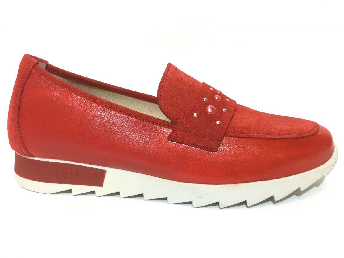 dames schoenen rood