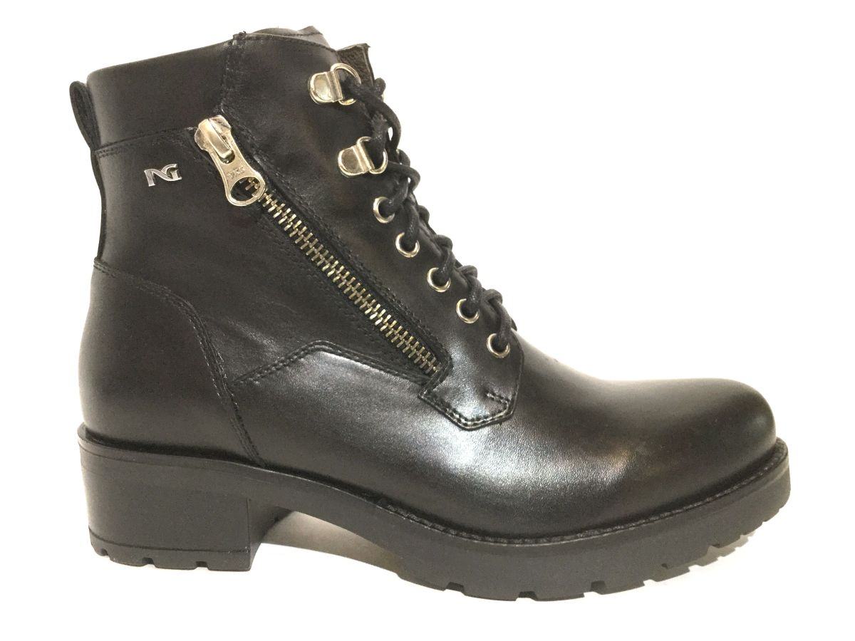 Nero Giardini bottine zwart - damesschoenen   Schoenen Mayfair 867499856db5