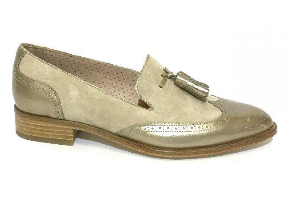 Pertini MOCASSIN - LOAFER Beige